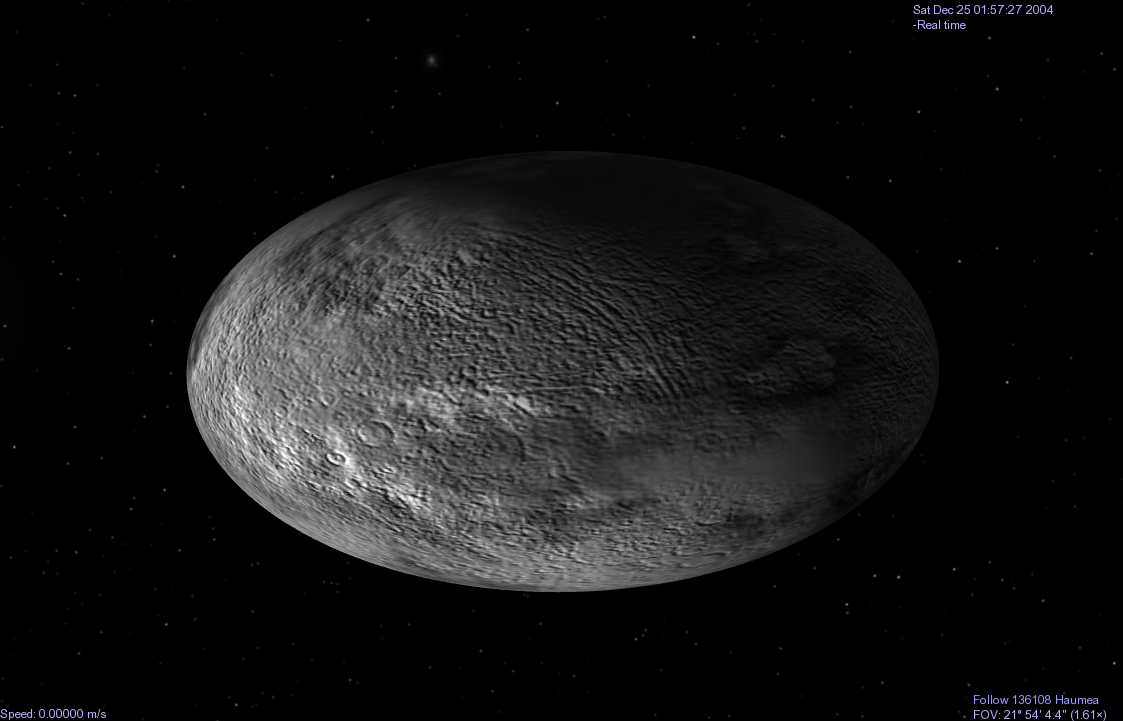 dwarf planets haumea - photo #1